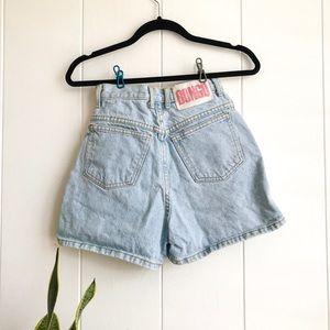 Bongo 90s High True Waisted Jean Shorts